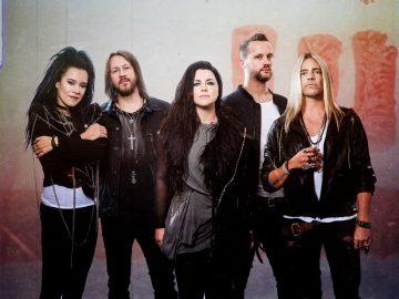 Keberadaan Evanescence di Tahun 2021 7