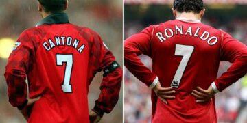 The Magnificent Seven: Inilah Para Pemilik Nomor 7 Terbaik di Manchester United 21