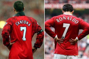 The Magnificent Seven: Inilah Para Pemilik Nomor 7 Terbaik di Manchester United 16