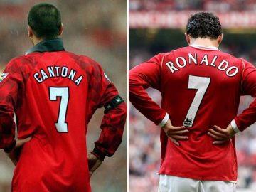 The Magnificent Seven: Inilah Para Pemilik Nomor 7 Terbaik di Manchester United 5
