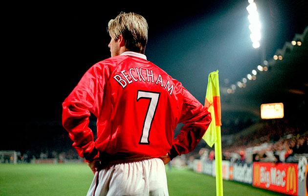 The Magnificent Seven: Inilah Para Pemilik Nomor 7 Terbaik di Manchester United 7