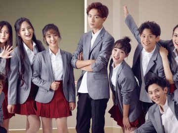 "Rekomendasi Drama China Romantis tentang ""benci jadi cinta"" 13"