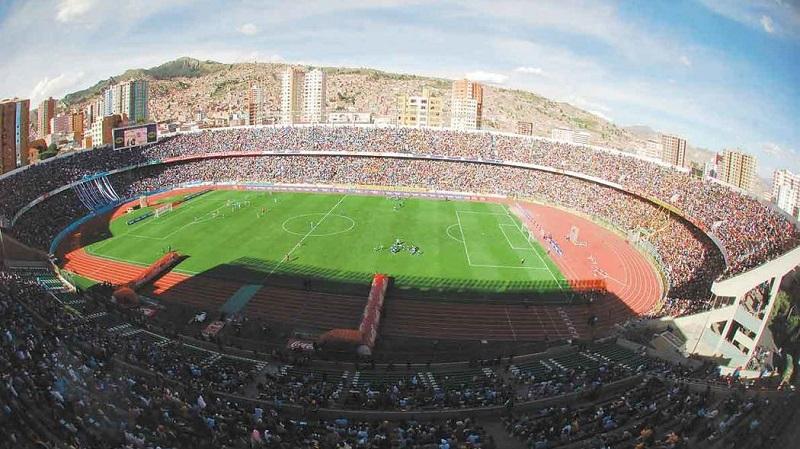 stadion negeri awan