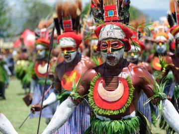 10 Hal Mengenai Papua New Guinea 10
