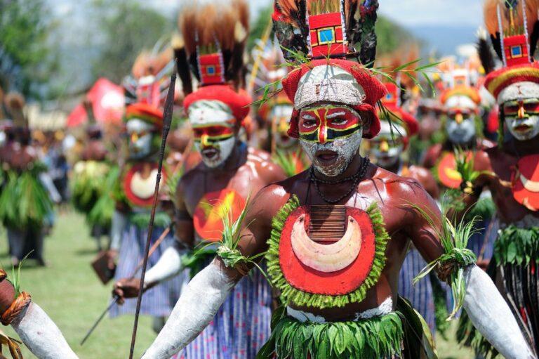 10 Hal Mengenai Papua New Guinea 1