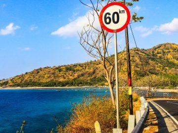 Jalan Senggigi Lombok, Pesona Pinggir Laut 6
