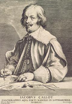 Jacques Callot. Sumber gambar: wikimedia.org