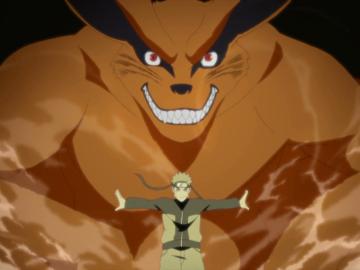Kurama, Iblis Dalam Diri Naruto Yang Menjadi Baik 8