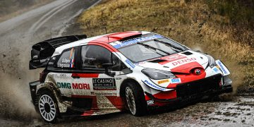 3 Spesifikasi Toyota Yaris WRC 2021 16