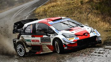 3 Spesifikasi Toyota Yaris WRC 2021 13