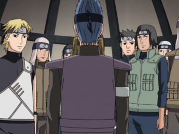 5 Ninja Tipe Sensor dengan Kemampuan Terhebat di Anime Naruto 12