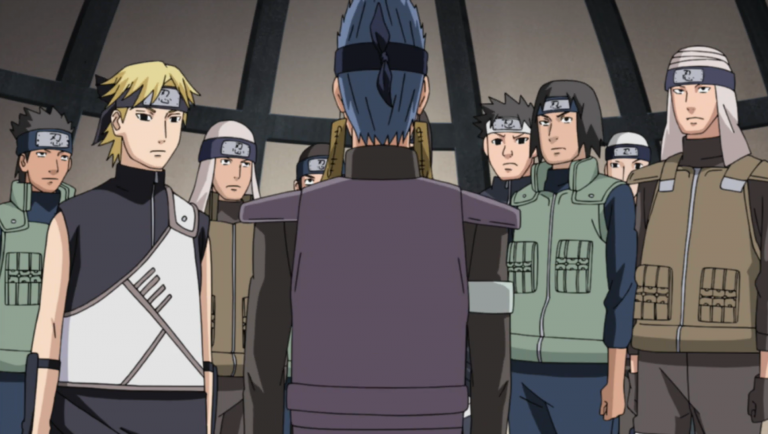 5 Ninja Tipe Sensor dengan Kemampuan Terhebat di Anime Naruto 1