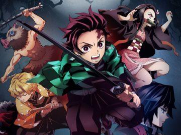 Jadwal Rilis Kimetsu No Yaiba Season 2, Misi Uzui Tengen Menyelamatkan Istrinya dari Iblis 6