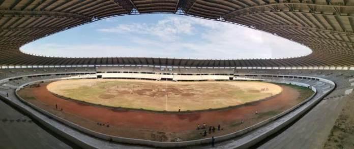 Stadion kebanggan Sulawesi Selatan