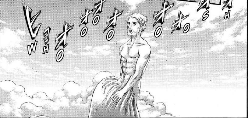 Manga Attack on Titan Chapter 137, Kematian Zeke dan Terhentinya Rumbling 10