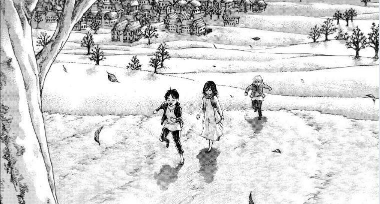 Manga Attack on Titan Chapter 137, Kematian Zeke dan Terhentinya Rumbling 6