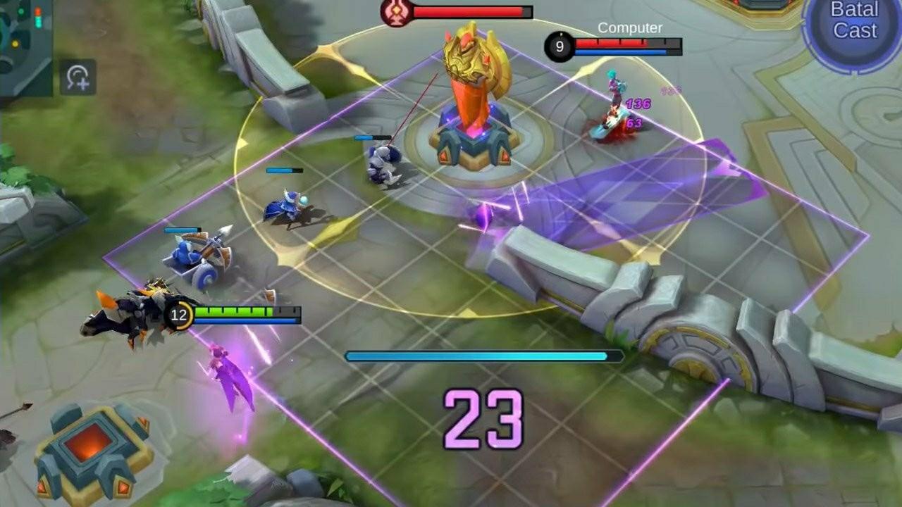 Mobile Legend : Build & Item Yve Serta Gameplay Terbaik, Musuh Gak Berkutip! 7