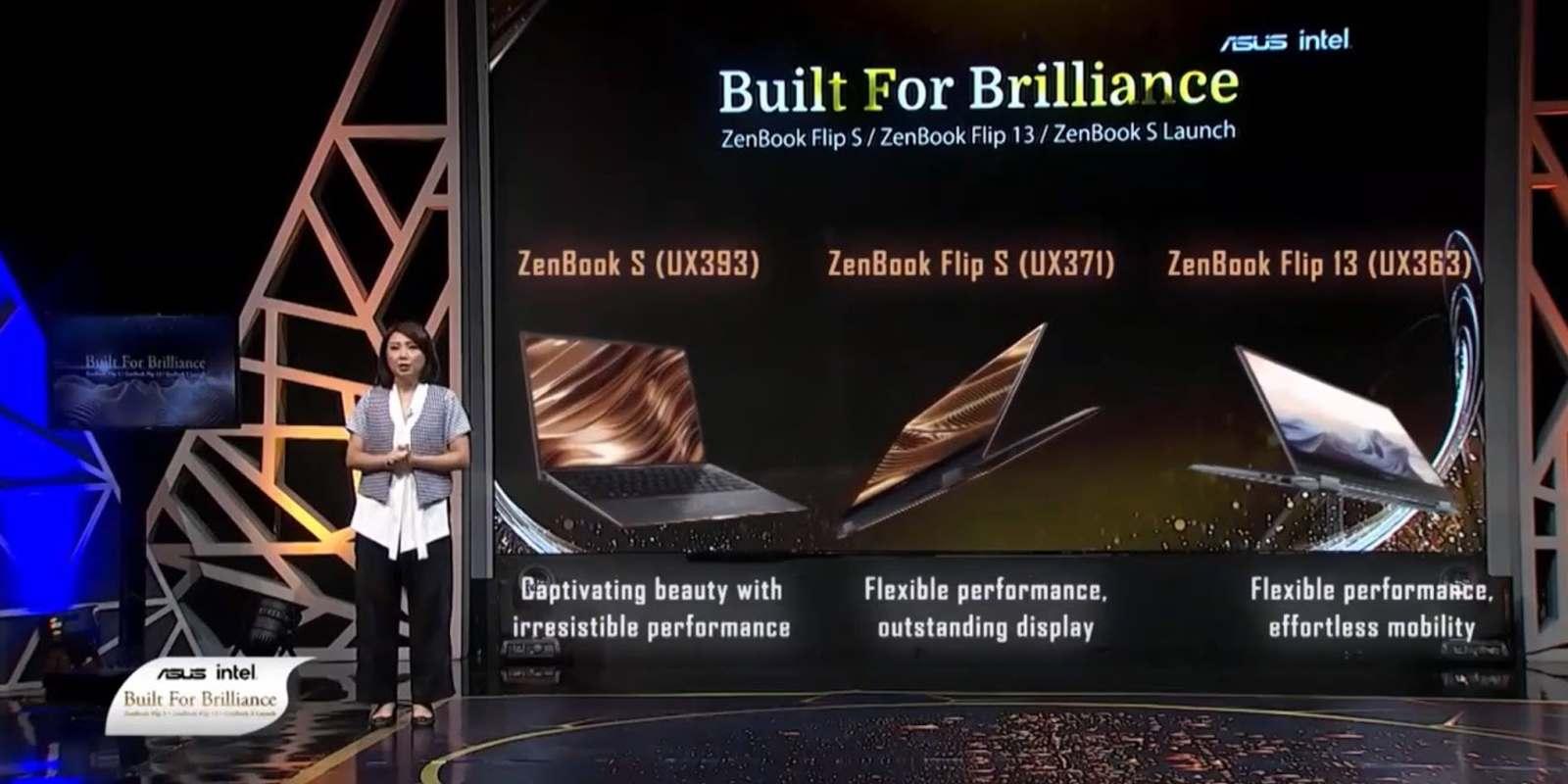 Asus Zenbook Model 2021