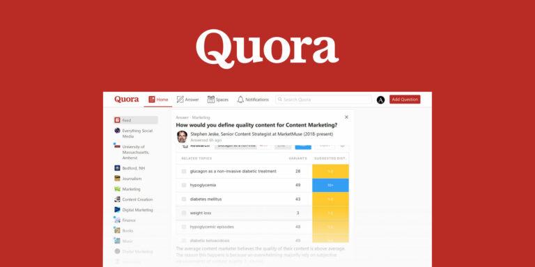 Cara Mendapatkan Uang Dari Situs Quora 1