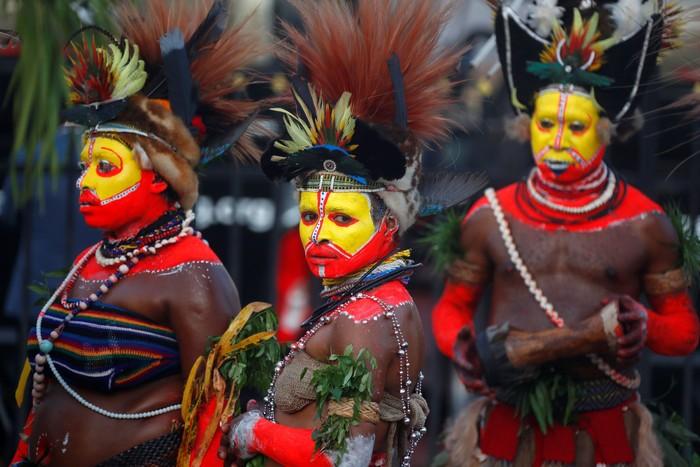 Suku di Papua New Guinea