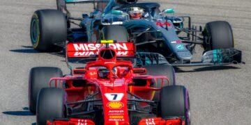 Berapa Liter Bensin F1 Yang Dihabiskan Dalam Satu Seri? 11