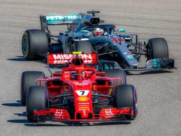 Berapa Liter Bensin F1 Yang Dihabiskan Dalam Satu Seri? 10