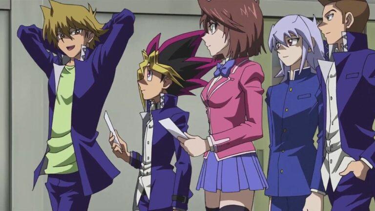 Yugi-oh Part 1 – Yugi-oh Season 0, Episode-Episode Pertemuan Yugi dan Kawan-kawannya 1
