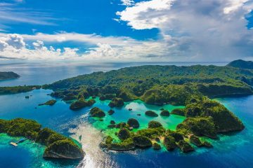 4 Keistimewaan Pulau Waigeo, Raja Ampat 16