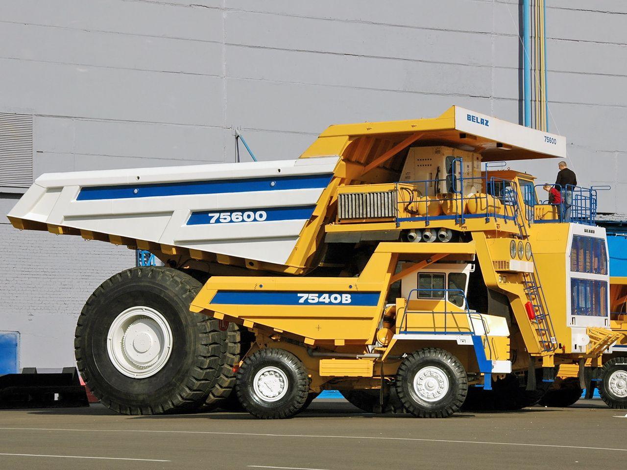 BelAZ-75600