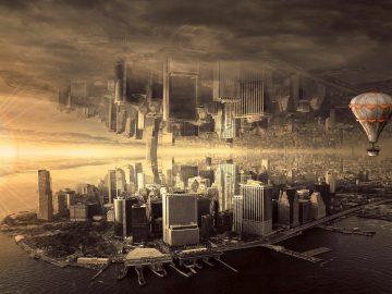 Membangun dunia imajinasi lewat World Building 9