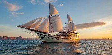 Kapal Phinisi, Kapal Layar Tradisional Suku Bugis 15