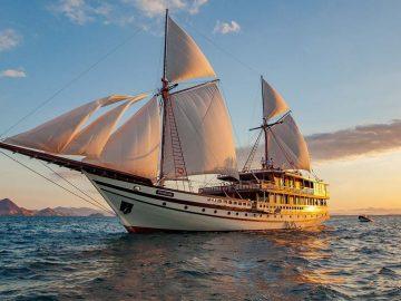 Kapal Phinisi, Kapal Layar Tradisional Suku Bugis 3