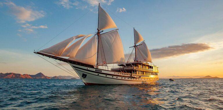 Kapal Phinisi, Kapal Layar Tradisional Suku Bugis 1