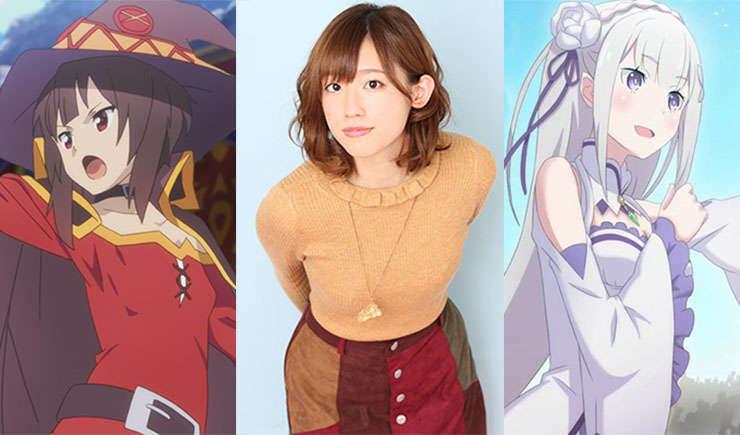 Daftar Pengisi Suara Anime yang Memiliki Paras Cantik dan Menawan 7