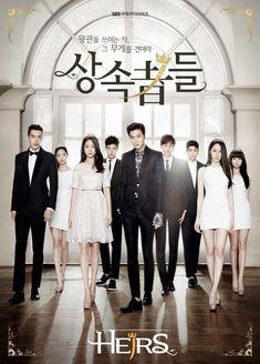 Drama Korea populer tentang Sekolah bergengsi dan berkasta (diperankan Lee Min-Ho) 4