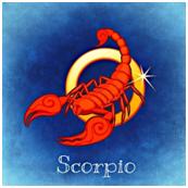 simbol Scorpio