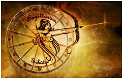 simbol Sagitarius