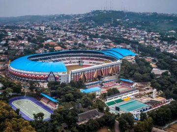 Stadion New Jatidiri Semarang, Representasi Sepak Bola Modern 3