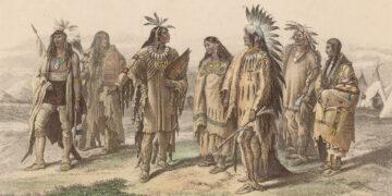 Kisah Kehilangan Membawa Perdamaian di Tanah Iroquois 18