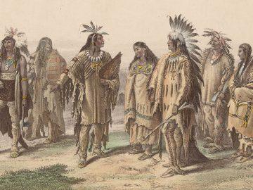 Kisah Kehilangan Membawa Perdamaian di Tanah Iroquois 4