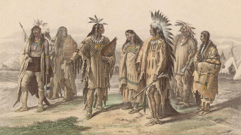 Kisah Kehilangan Membawa Perdamaian di Tanah Iroquois 1