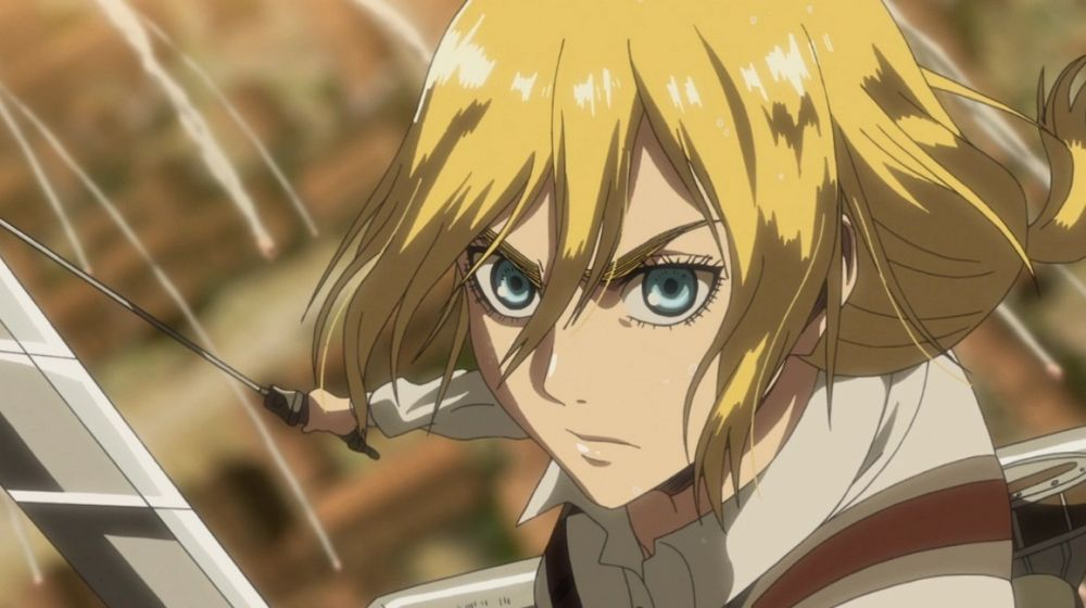 Karakter Paling Cantik Attack On Titan, Siapa Saja Mereka? 7