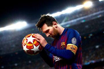 'The False Nine' Peran Terbaru dan Terbaik Messi Saat ini di Barcelona 6