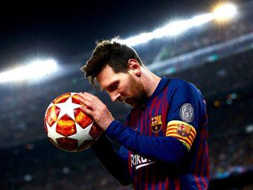 'The False Nine' Peran Terbaru dan Terbaik Messi Saat ini di Barcelona 4