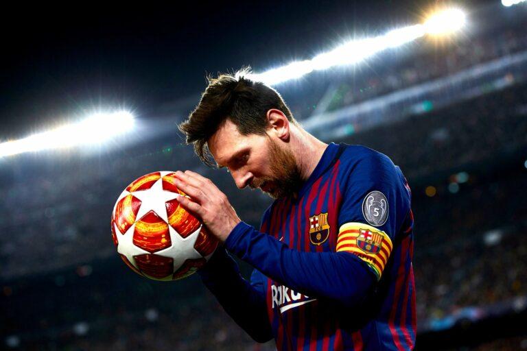 'The False Nine' Peran Terbaru dan Terbaik Messi Saat ini di Barcelona 1