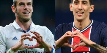 Perbedaan Makna Selebrasi Di Maria Yang Dianggap Meniru Gaya Selebrasi Milik Gareth Bale 23