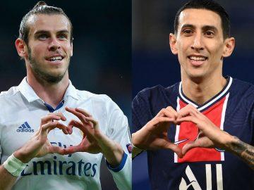 Perbedaan Makna Selebrasi Di Maria Yang Dianggap Meniru Gaya Selebrasi Milik Gareth Bale 12