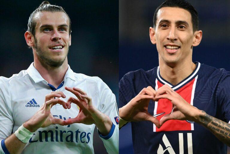 Perbedaan Makna Selebrasi Di Maria Yang Dianggap Meniru Gaya Selebrasi Milik Gareth Bale 1
