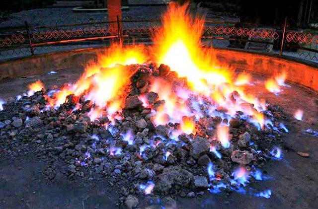 Api Abadi Kayangan Api, Bojonegoro