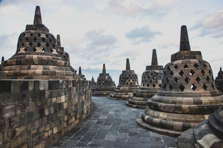 Lima Kendaraan Unik Yang Akan Membawamu Keliling Borobudur 1